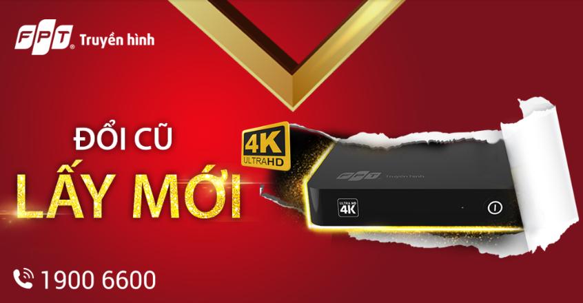 truyền hình tương tác 4K